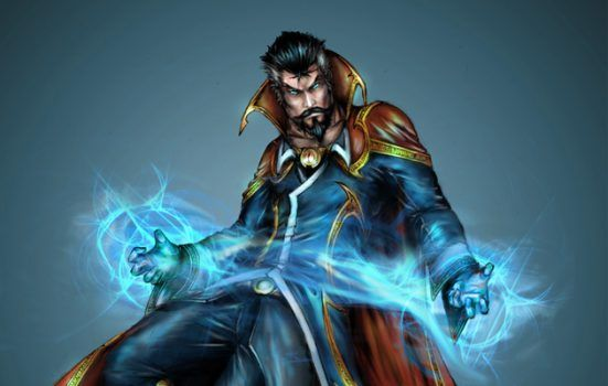 Doctor Strange could head to the big screen in 2016.