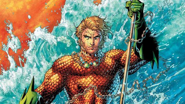 New 52 Aquaman