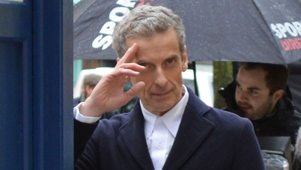 Peter Capaldi's Doctor Who