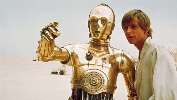 C-3PO actor wasn't fussed on his Star Wars prequel CGI look.