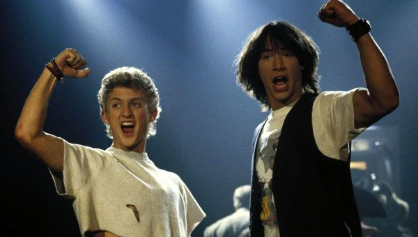 Bill and Ted 3 is still on the cards.