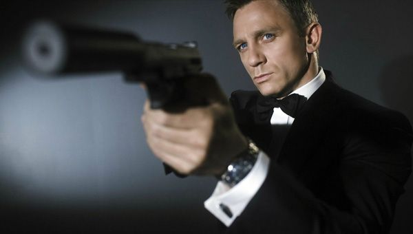 Bond 24 begins filming soon.