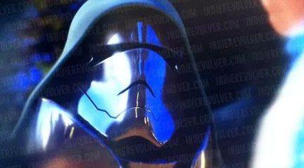 Star Wars VII Chrome Trooper?