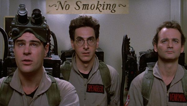 Ghostbusters 3 will be a reboot