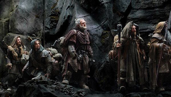 Billy Connolly spills the beans on The Hobbit: Battle of the Five Armies.