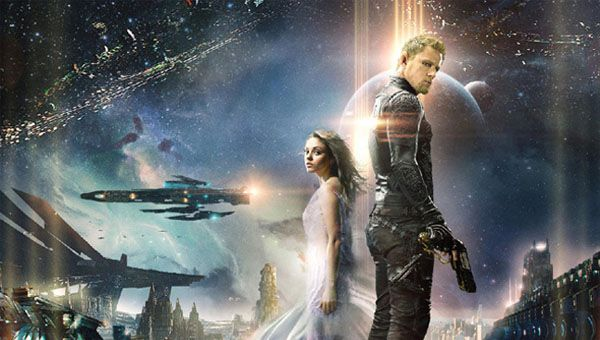 Jupiter Ascending gets a weird trailer.