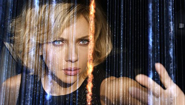 Lucy (2104) starring Scarlett Johansson