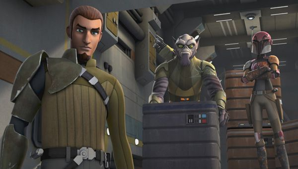 Star Wars Rebels is almost here... but is it any good?