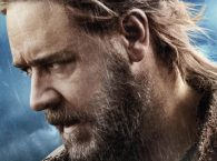 Russell Crowe in the film, Noah