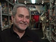 Steve Sansweet - Star Wars collector and owner of the world's largest Star Wars collection at Rancho Obi-Wan