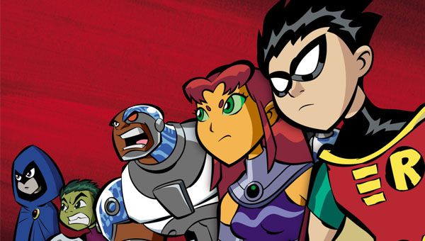Teen Titans is getting a live-action TV show.