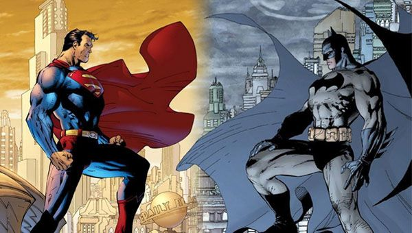 Batman and Superman will be getting their own solo movies.