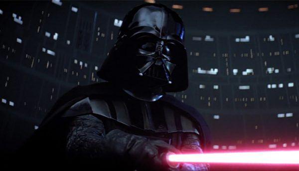 Darth Vader returns on Star Wars Rebels
