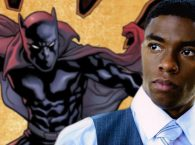 Chadwick Boseman will star as Marvel's Black Panther.