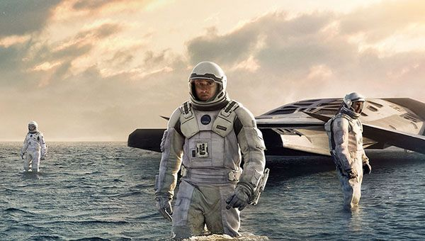 New Interstellar trailer debuts cool new footage