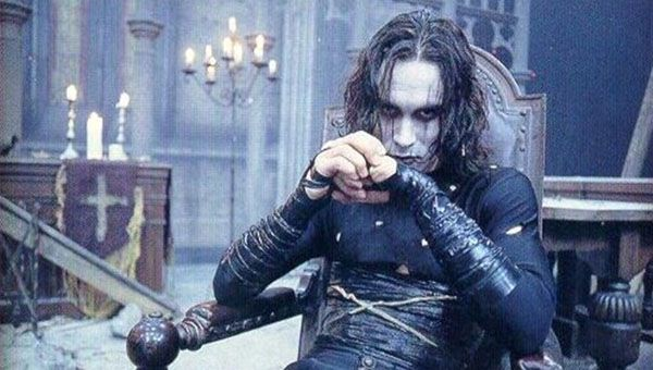 The Crow remake is still on the cards.