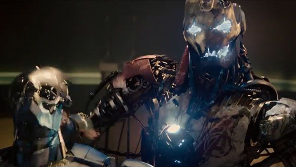 Avengers: Age of Ultron gets a jaw-dropping new trailer.