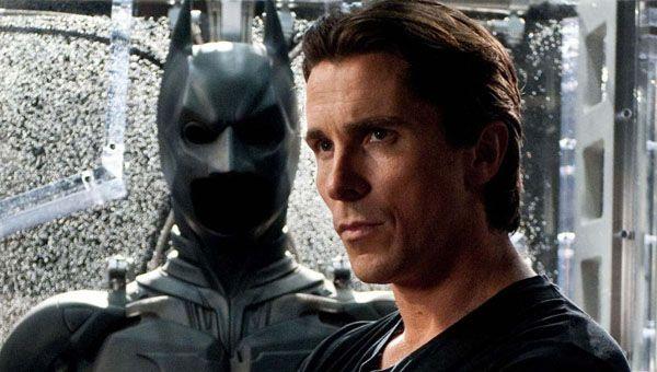Christian Bale regrets leaving Batman behind.