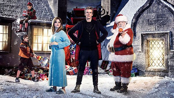 Doctor Who Christmas Special will feature a very special guest - Santa.