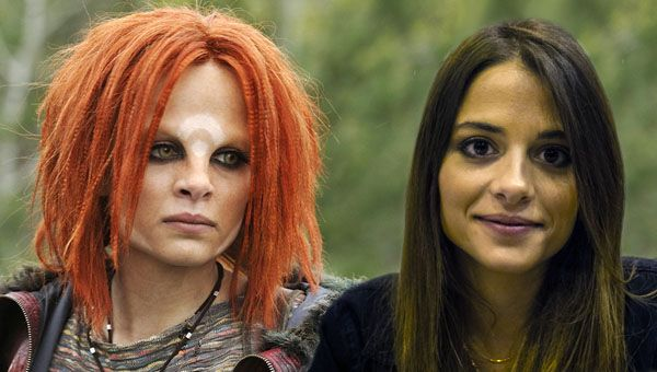 Irisa talks Defiance Season 3.