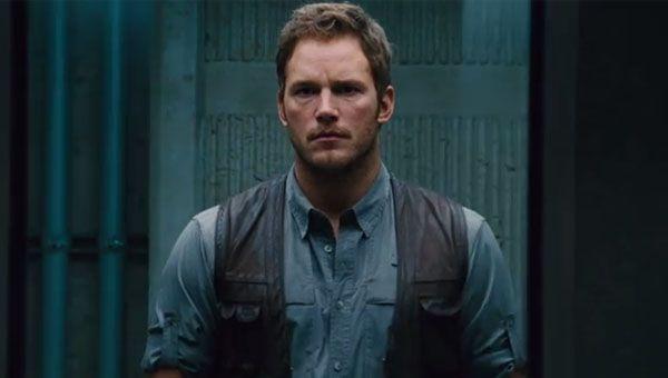 Jurassic World reveals a cool first trailer with 100% more Chris Pratt.