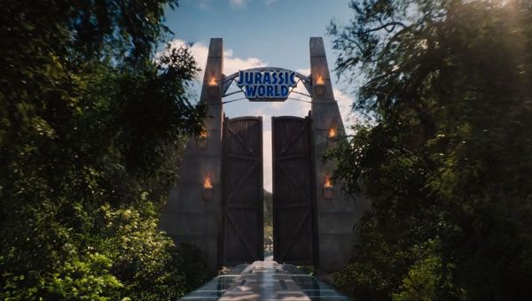 Welcome to Jurassic World.