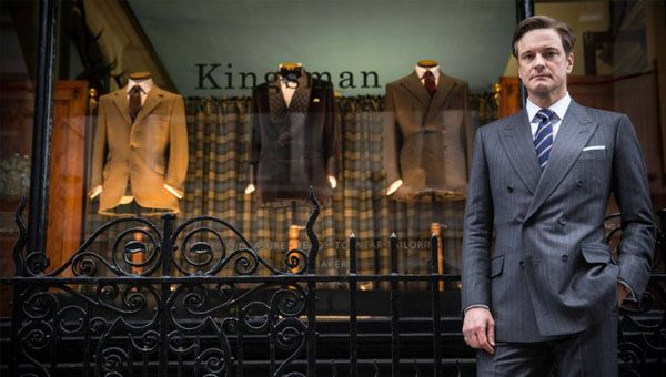 Kingsman gets a cool new trailer.