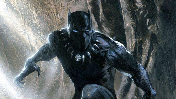 Chadwick Boseman preps to play Black Panther