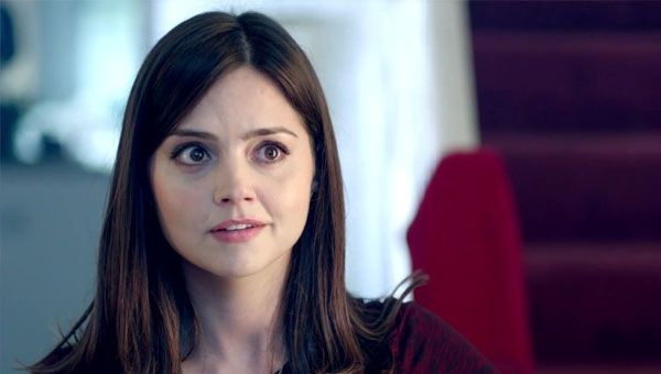 Jenna Coleman spills the beans on Doctor Who Xmas Special