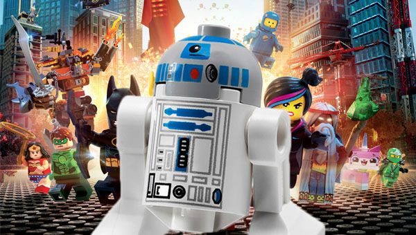 R2-D2 almost starred in The Lego Movie