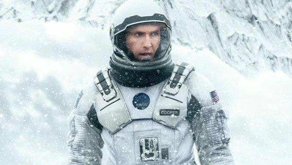 Matthew McConaughey wants to star in a Star Wars movie.