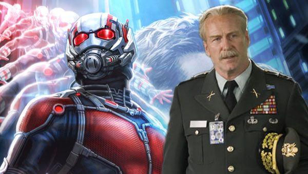 Ant-Man General Ross