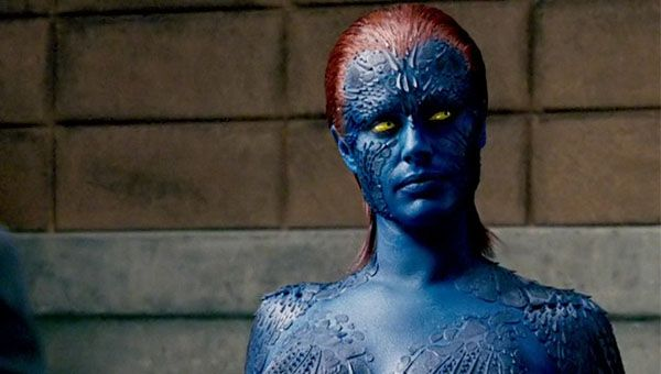 Rebecca Romijn wants to return to X-Men.