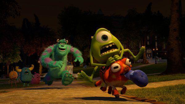 Pixar's Monsters University (Credit: Pixar)