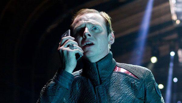 Star Trek 3 Simon pegg