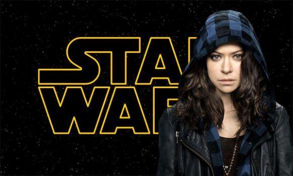 Star Wars Tatiana Maslany
