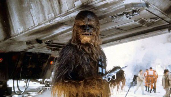 Chewbacca Peter Mayhew