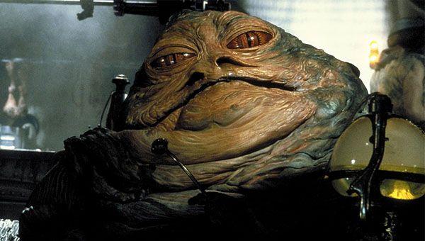 Star Wars VII Jabba The hutt