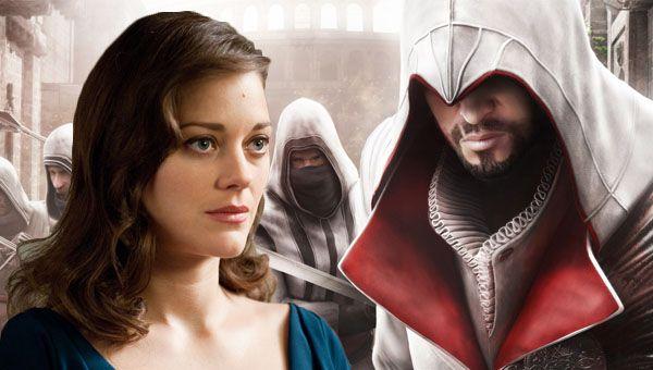 Assassin's Creed Marion Cotillard