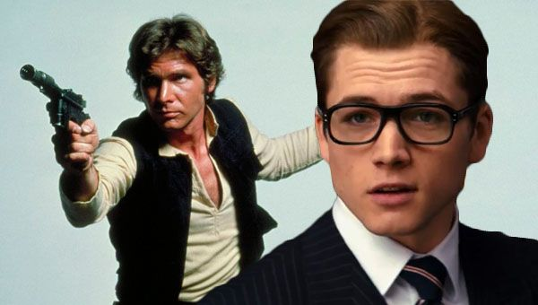 Star Wars Taron Egerton