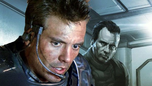 Aliens Michael Biehn