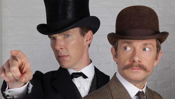 Sherlock Victorian Christmas Special