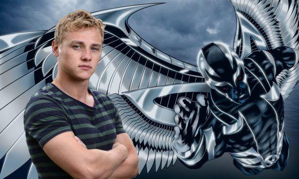 Ben Hardy Angel X-Men