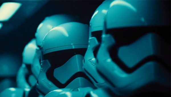 Star Wars VII Stormtrooper