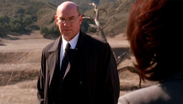 The X-Files Walter Skinner