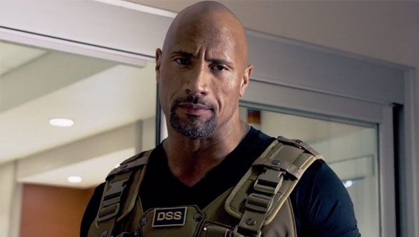 Fast and Furious 8 Dwayne Johnson