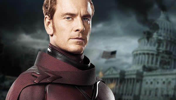 X-Men Michael Fassbender
