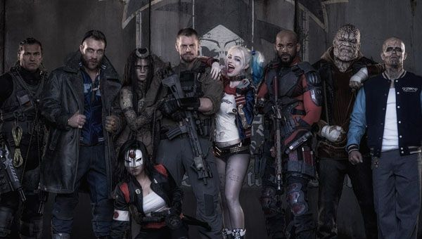 Suicide Squad Line-Up