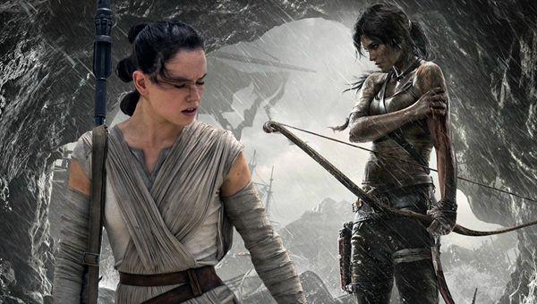 Tomb Raider Daisy Ridley