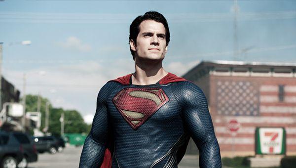 Superman Man of Steel Henry Cavill